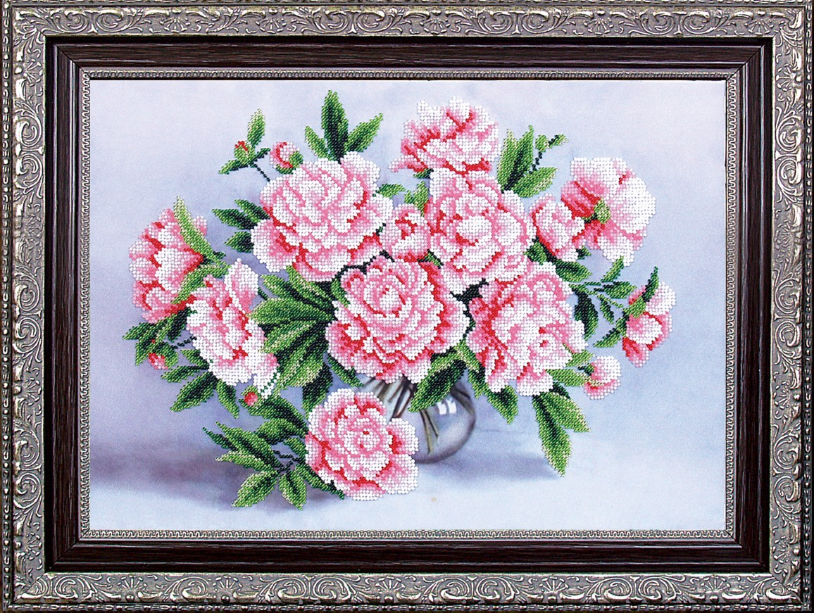 Бисер вышивка цветы в Беларуси. Сравнить цены, купить потребительские 27