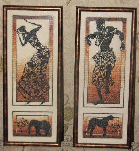 Вышивка крестом африканские истории золотое руно 37